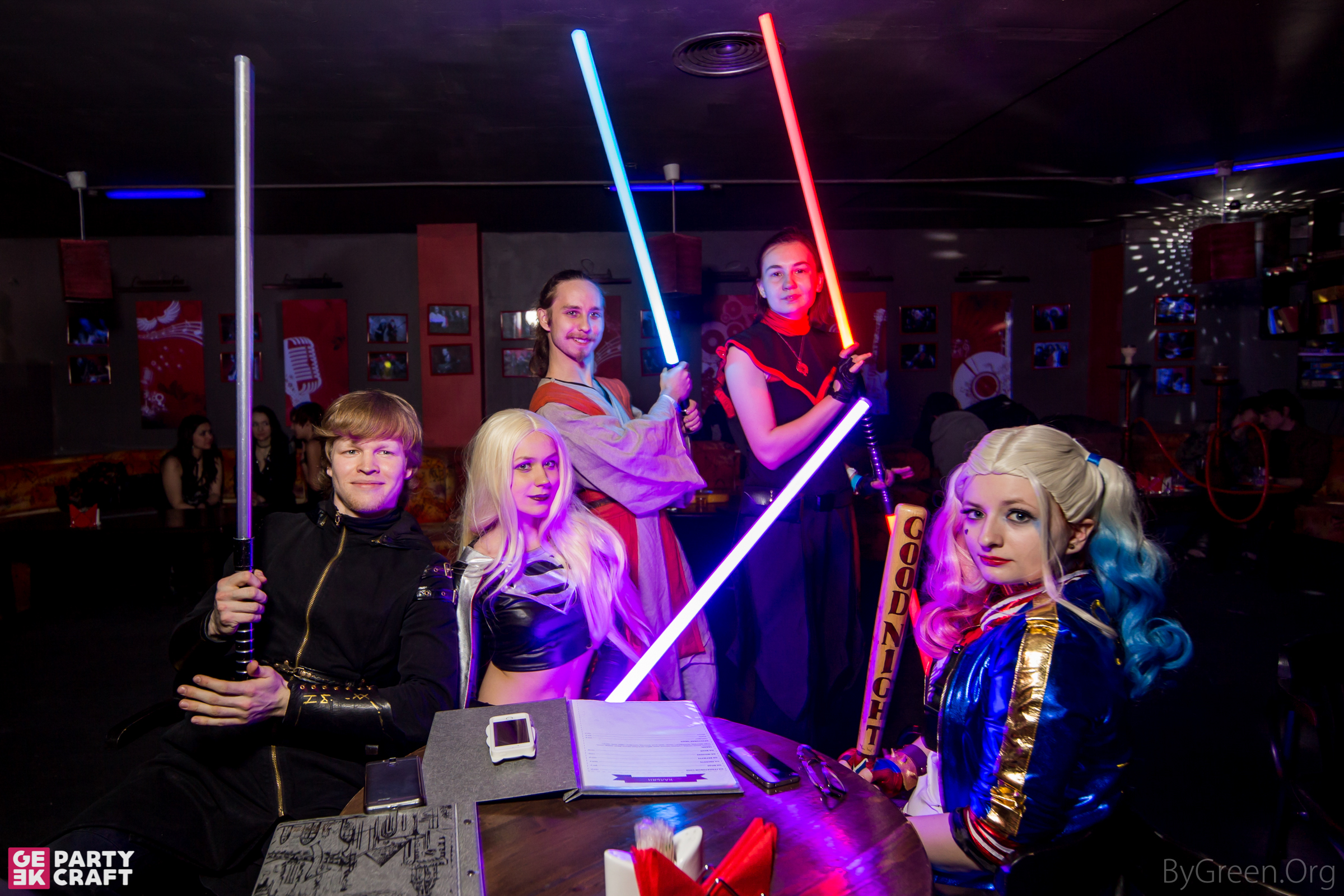 Geek Wars Party || 22.04.2017
